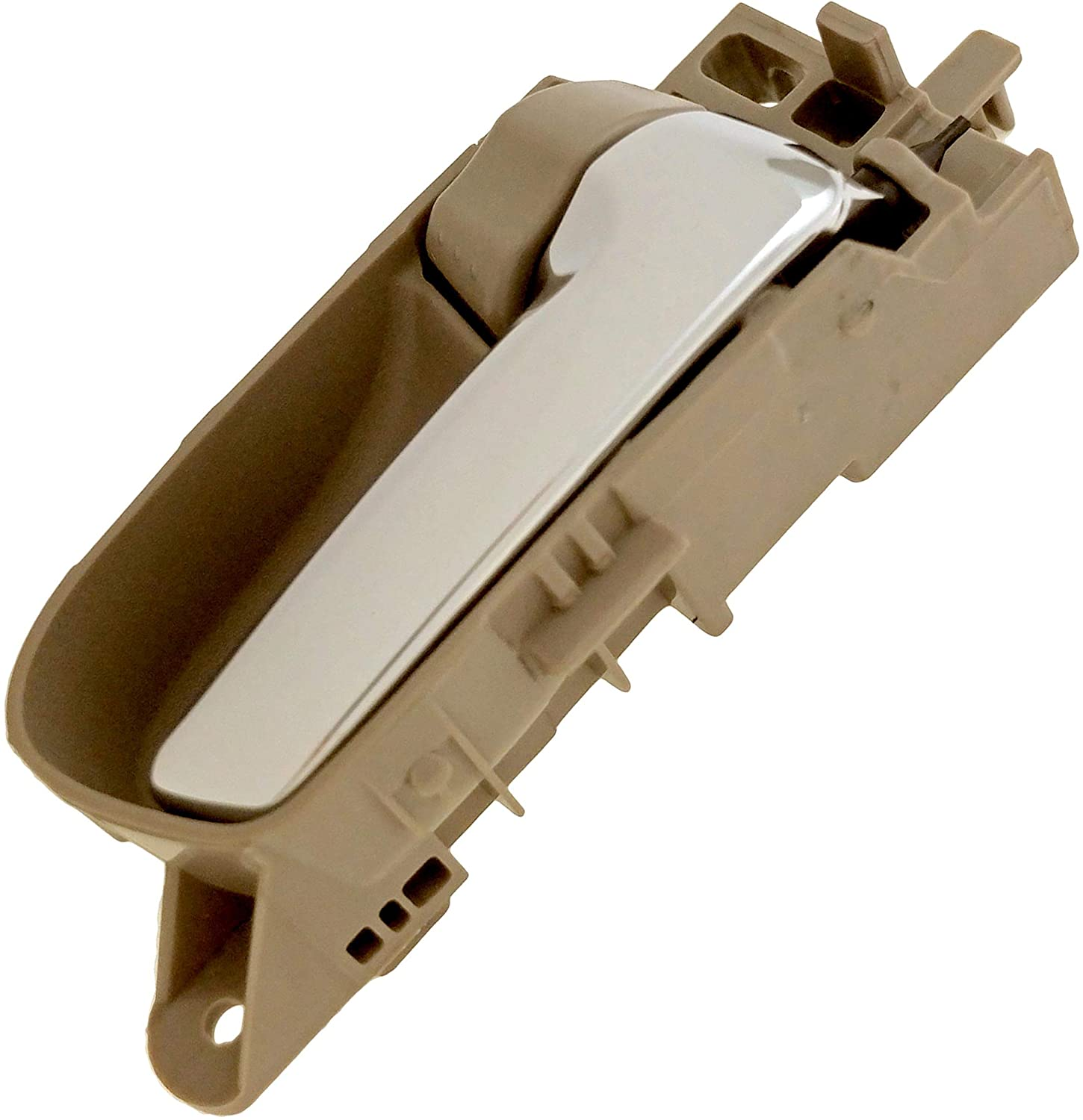 APDTY 117644 Interior Door Handle RH Front=Rear