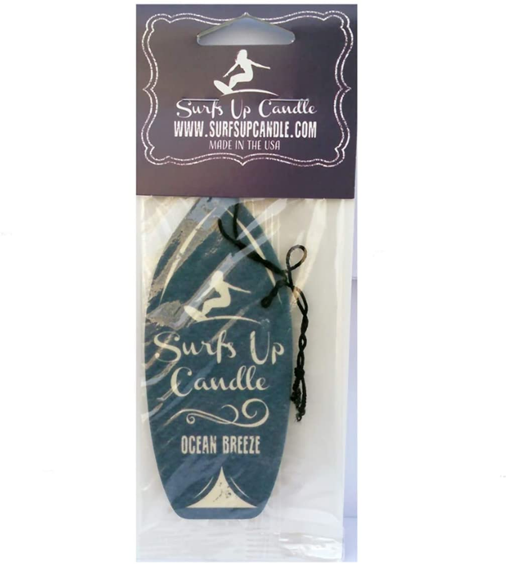 Surf's Up Air Fresheners OceanBreeze