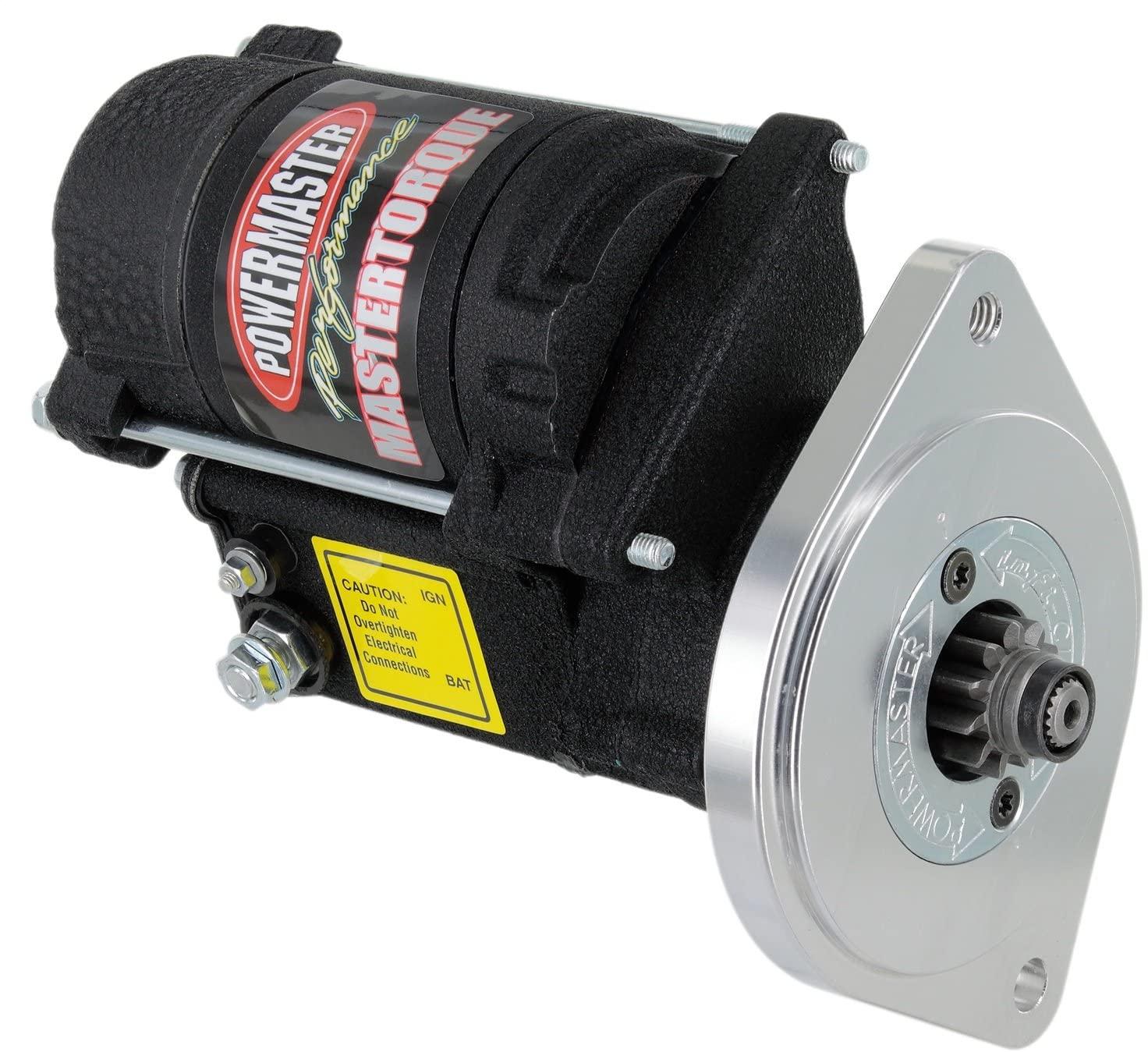 Powermaster 9605 Starter