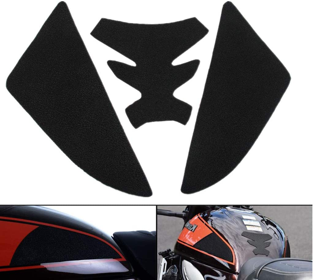 Tank Gas Pad Knee Fuel Side Grips Protector For Kawasaki Z900RS 2018
