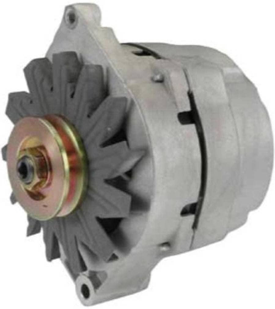 Rareelectrical ALTERNATOR COMPATIBLE WITH WHITE TRACTOR 100 120 125 140 CUMMINS 6-359 1105605 10479930 1102551 1105609