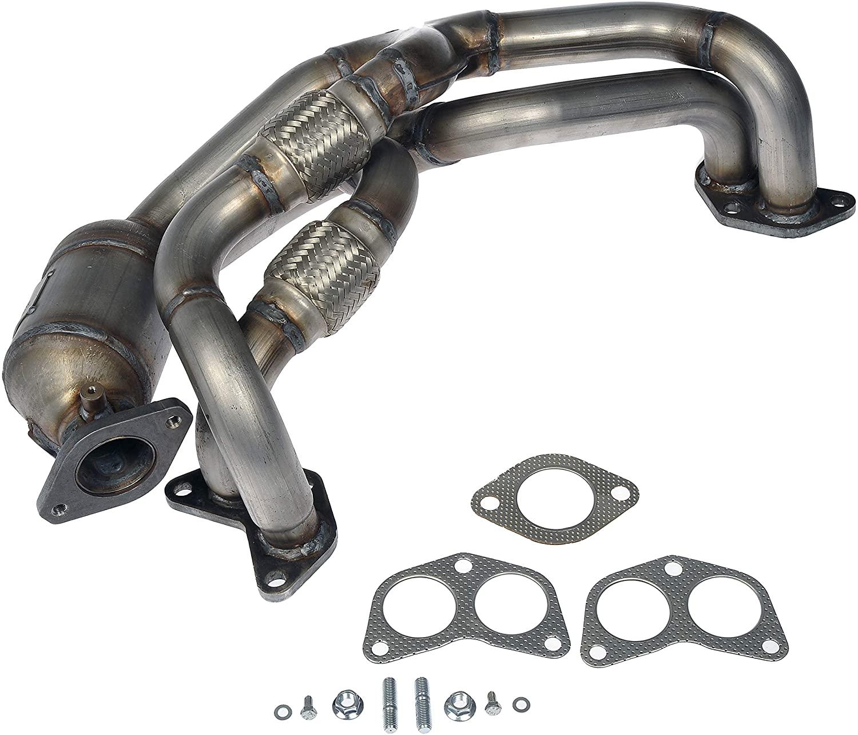 Dorman 674-030 Front Manifold Converter for Select Scion/Subaru/Toyota Models (Non CARB Compliant)