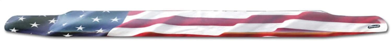 Stampede 3125-41 Vigilante Premium Hood Protector for Ford (American Flag)