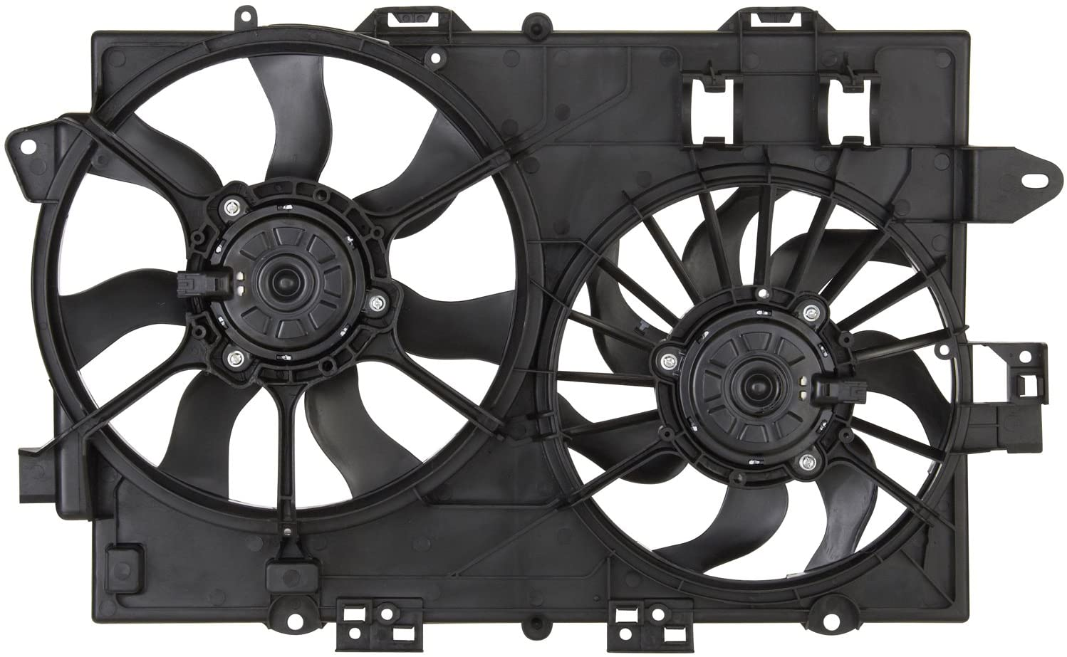 Spectra Premium CF12010 Radiator and Condenser Fan Assembly