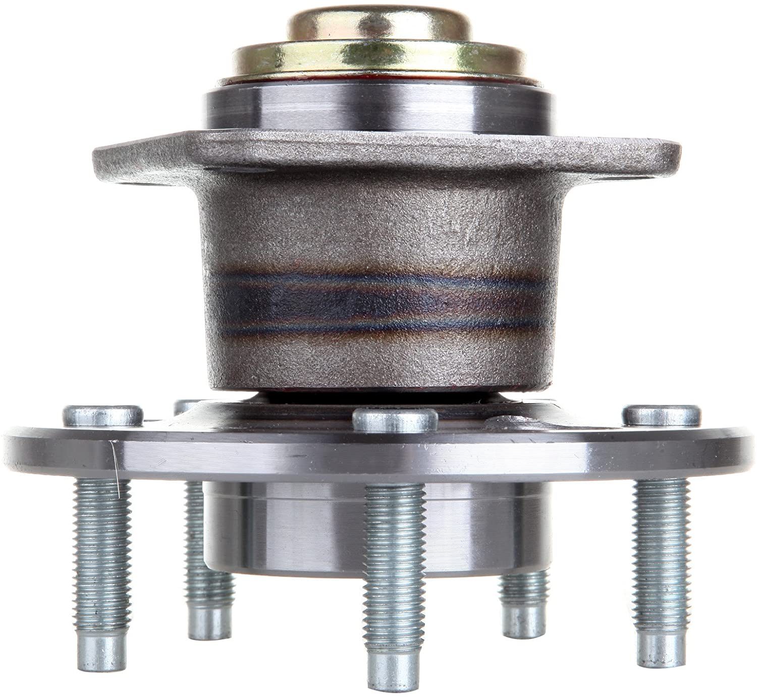 ECCPP Replacement for Wheel Bearing Hub 513018 Hub Bearing Assembly Hub Assemblies Rear Axle 5 Lugs for Buick Cadillac For Chevrolet