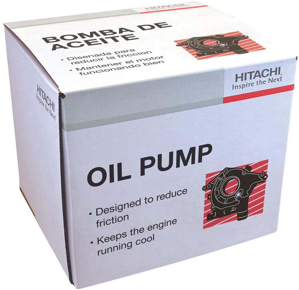 Hitachi OUP0019 Oil Pump