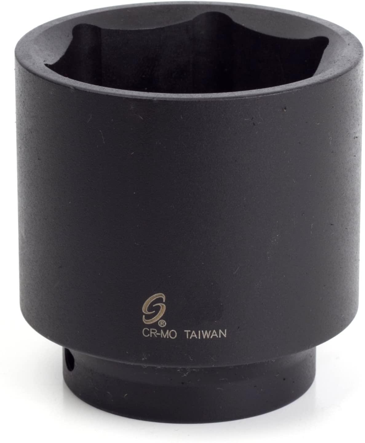 Sunex 264 1/2-Inch Drive 2-Inch Impact Socket