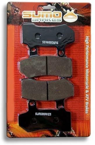 Sumo - Harley Front Brake Pads V-Rod (07) VRSCDX Night Rod Special VRSCF V-Rod Muscle (08-16)