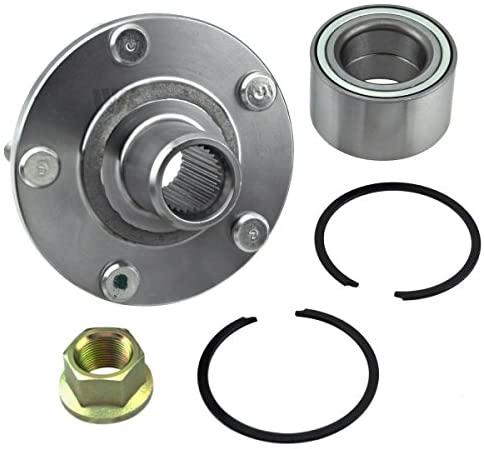 WJB WA518516 Front Wheel Hub Bearing Module Kit Cross Reference: Timken HA590600K, Moog 518516, SKF BR930600K