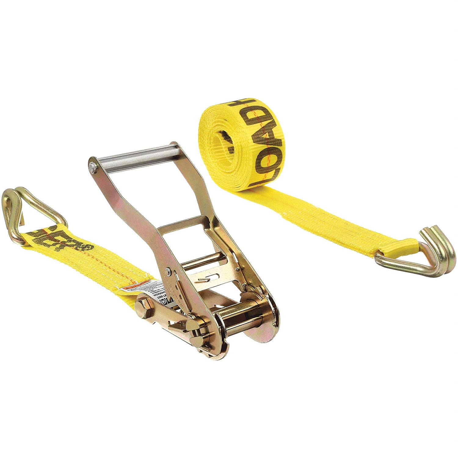 Tie-Down Strap, Ratchet, 15 ft. x 3300 lb.