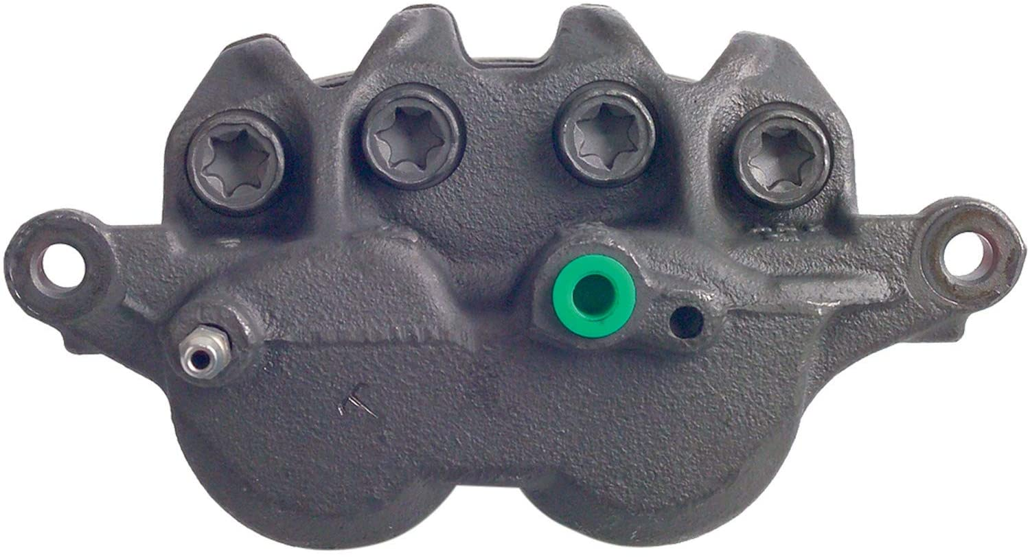 Cardone 19-1643 Remanufactured Import Friction Ready (Unloaded) Brake Caliper