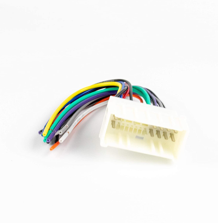 Bully Performance Audio BP-10HY04 | Compatible with Hyundai/Kia 04-10 | Radio Wiring Harness