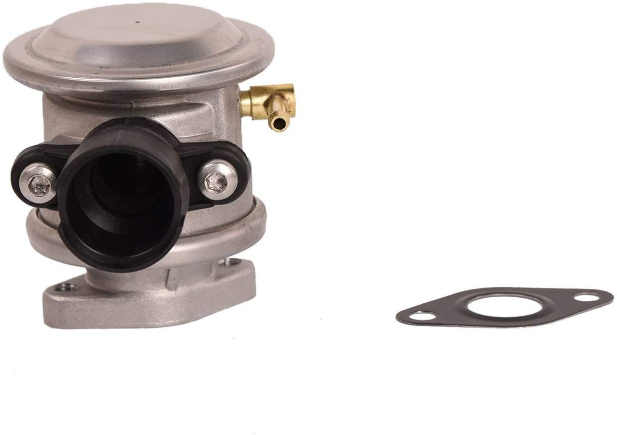 Bapmic 078131101M Secondary Air Injection Pump Check Valve Left Compatible with Audi S4 A4 A6 Quattro 2000-2002