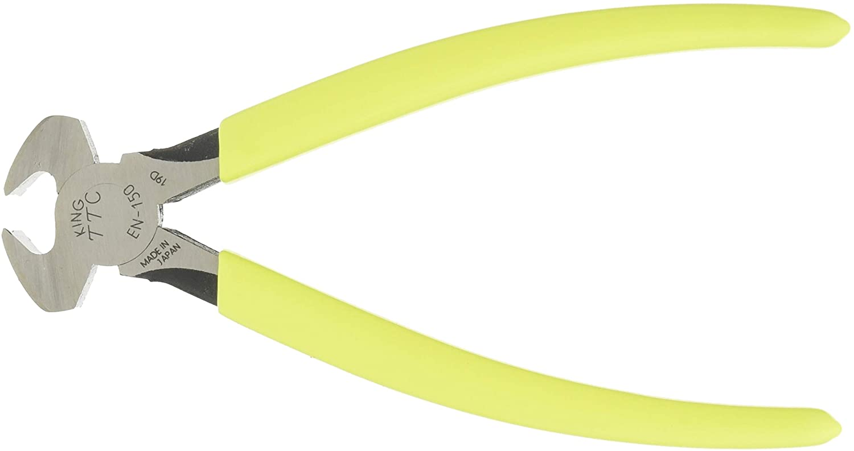 Tsunoda EN-150 End Cutting Pliers, 6-Inch