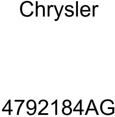 Genuine Chrysler 4792184AG Intake Manifold