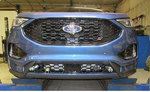 Blue Ox BX1734 Tow Bar Base Plate Incl. Adaptive Cruise Control/Turbo/Shutters Tow Bar Base Plate