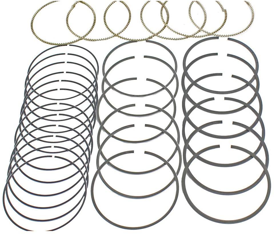 DNJ PR717 Piston Rings for 2001-2004 / Subaru/Outback / 3.0L / DOHC / H6 / 24V / 3000cc / EZ30D