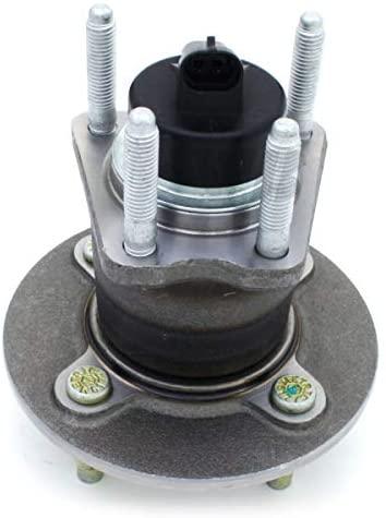 WJB WA512247 - Rear Wheel Hub Bearing Assembly - Cross Reference: Timken HA590066 / Moog 512247 / SKF BR930365