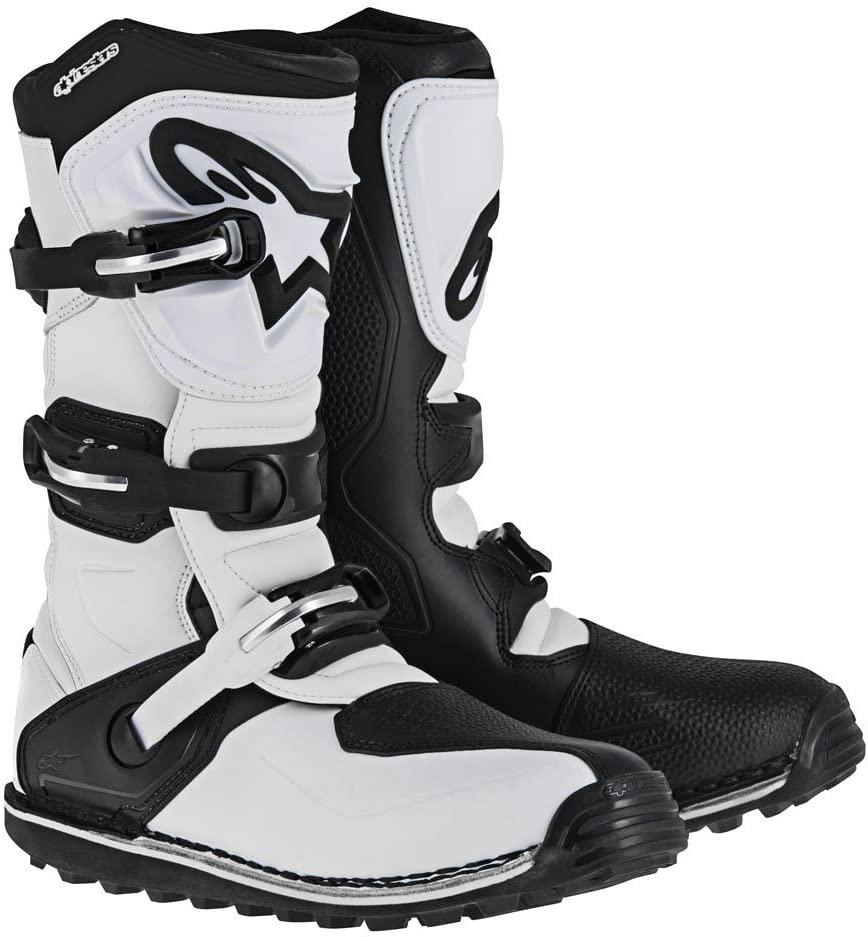 Alpinestars Men's 2004017-21-12 Boots White/Black Size 12