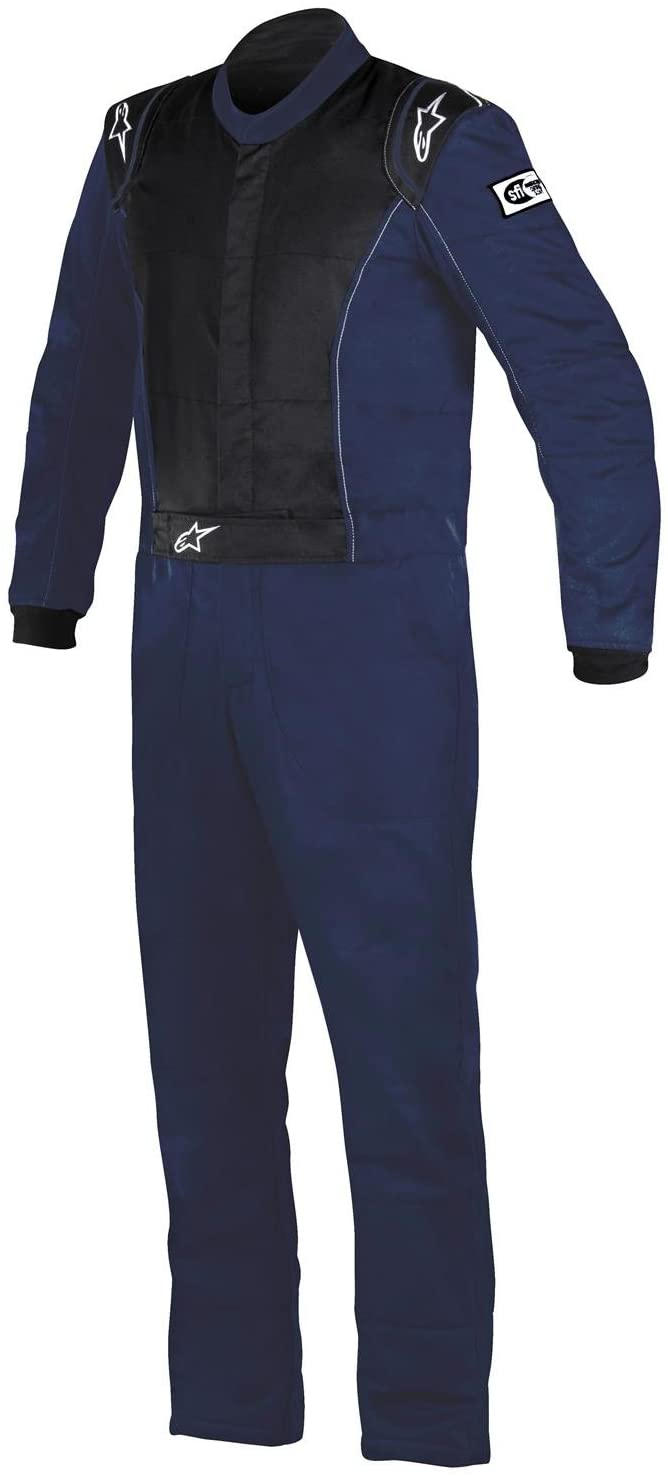 Alpinestars KNOXVILLE Suit (Red/Black, Size 50)
