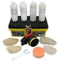 Detail King Platinum Professional Series Headlight Restoration Kit
