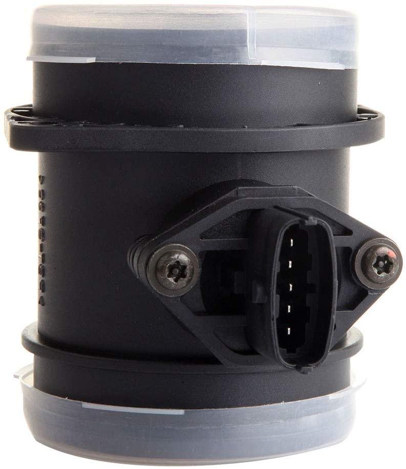 LSAILON MAF Mass Air Flow Sensor 8627296 fit for 2004-2012 Volvo S40 2.5L 2003-2004 Cadillac CTS 3.2L 2002-2007 Volvo V70 2.4L