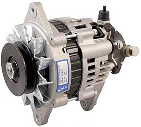 Rareelectrical NEW ALTERNATOR COMPATIBLE WITH EUROPEAN MODEL OPEL CORSA VECTRA 1.5 LR170-505 8971502001