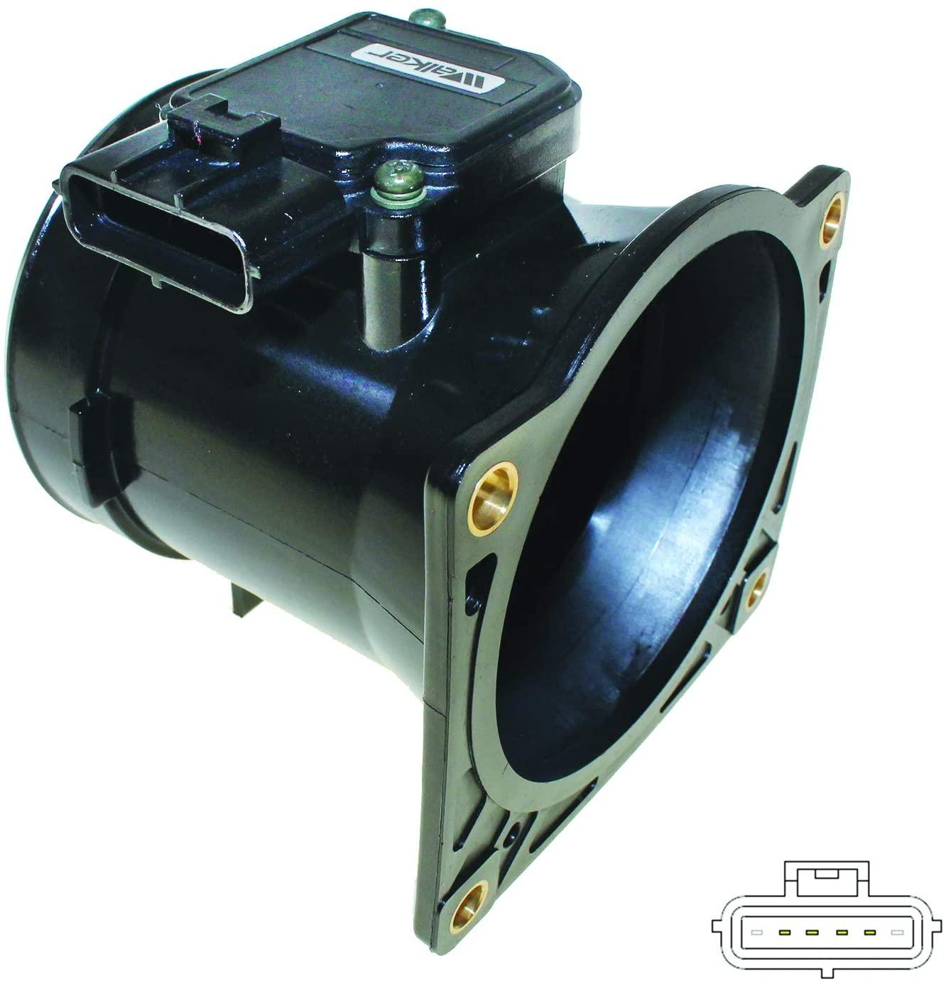 Walker Products 245-1191 Mass Air Flow Sensor Assembly