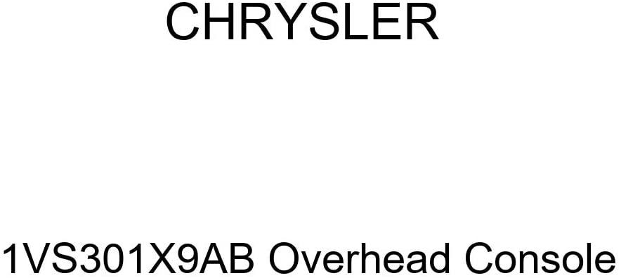 Chrysler Genuine 1VS301X9AB Overhead Console