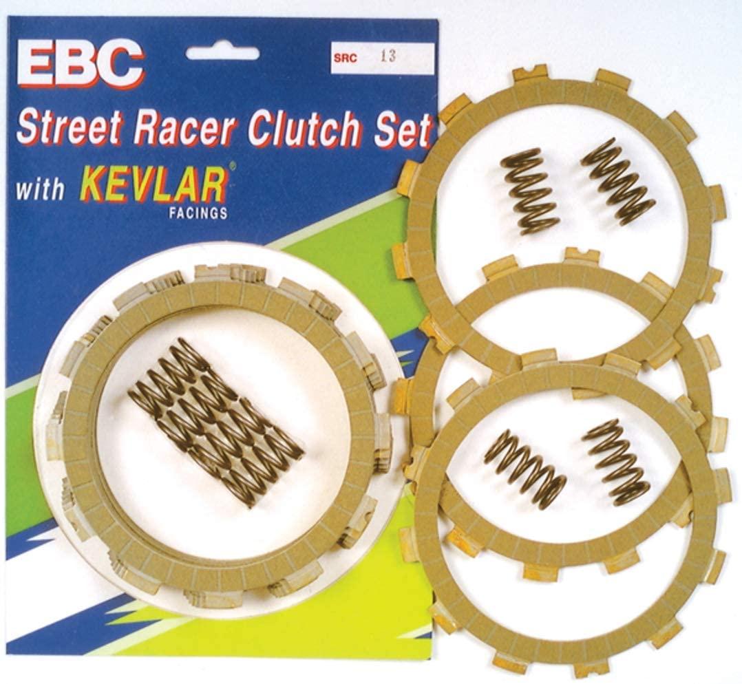 EBC SRC Series Clutch Kit for Suzuki GSX-R600 06-07