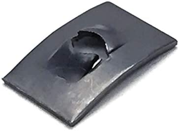1st Source Flat Speed Clip for #8 Screws- 100PK