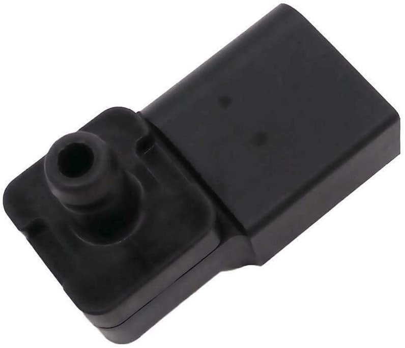 JESBEN Air Intake Pressure Sensor Replacement for E83N X3 3.0D E46 E53 E60 E61 E70 7792260-01