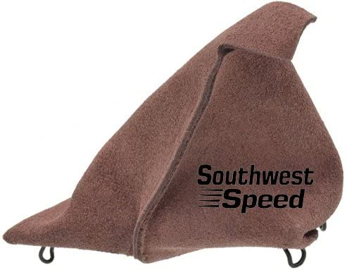 Southwest Speed New 55-59 Chevy Leather Clutch Fork Boot That FITS 3733365 BELLHOUSINGS, V-8 Engines & Manual TRANSMISSIONS ON 55-57 Chevy & 55-59 Corvette