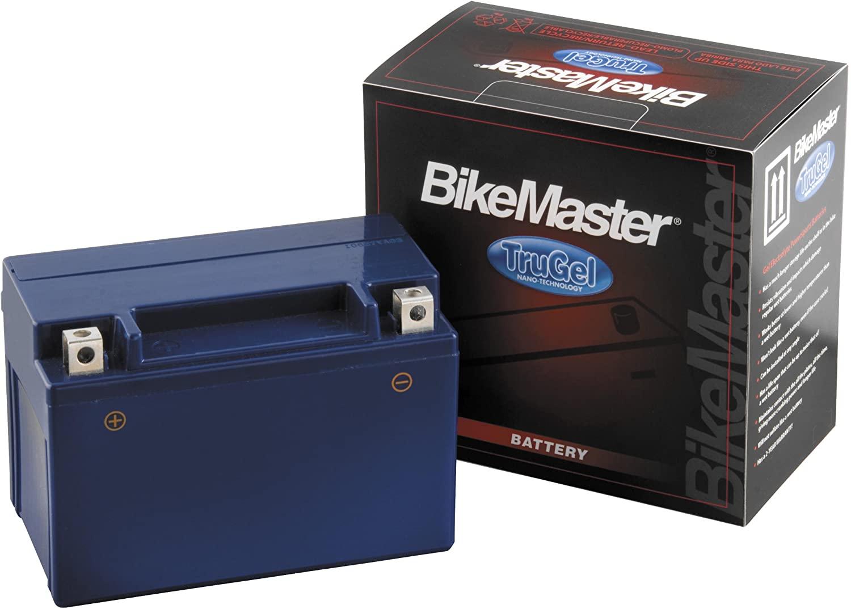 BikeMaster TruGel Battery - YTX7L-BS/Blue