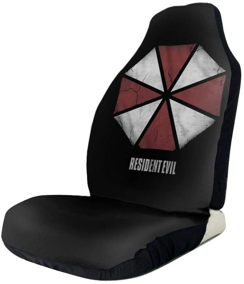 Chenhc Umbrella Corporation Anti-Skid and Waterproof Car Seat Cover Fits Most Cars, Trucks and Suvs