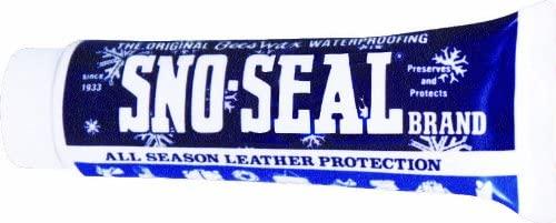 Sno-Seal Wax 3.5. oz. (100 gram) Waterproofing