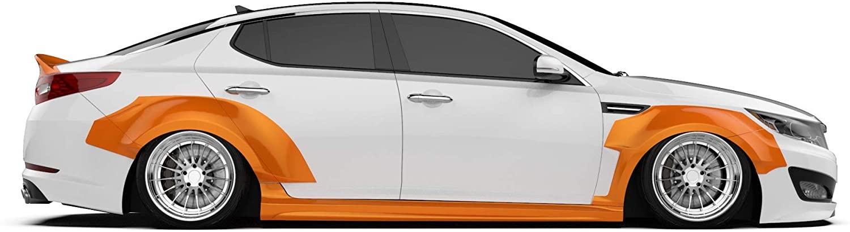 Kia Optima (K5) '2011-2013 Wide Body Kit