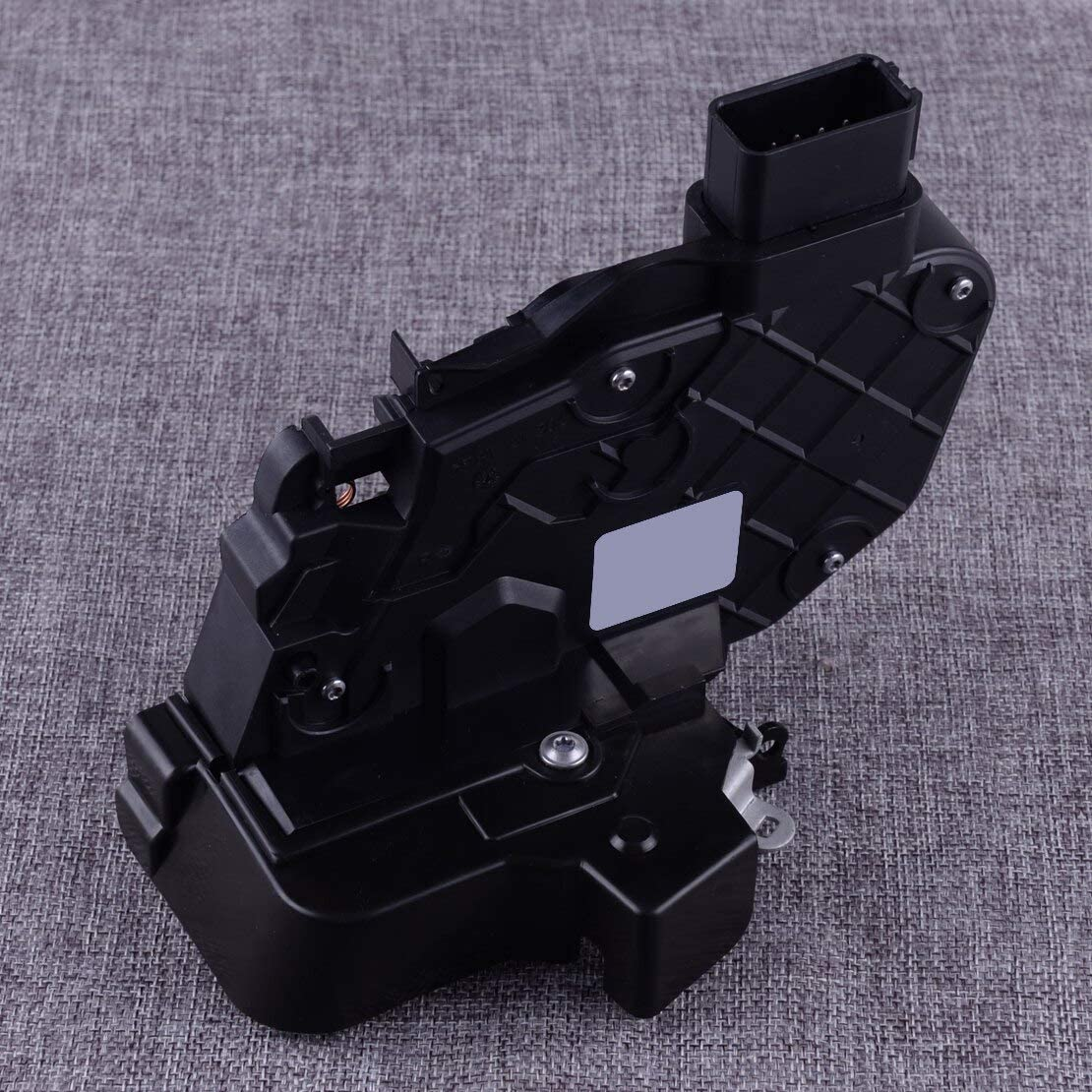 Front Right Door Latch Lock Actuator Black Lr011275 Fit For Range For Rover Discovery 3 4 Freefor Lander 2