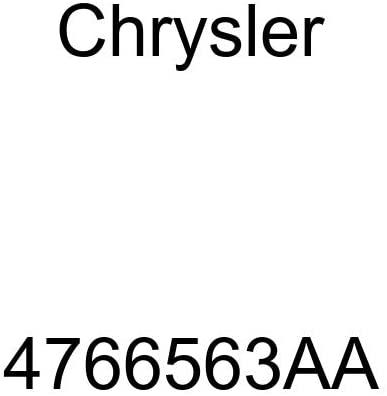 Genuine Chrysler 4766563AA Suspension Knuckle