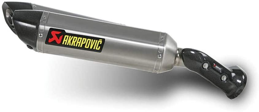 Akrapovic 09-14 Yamaha YZF-R1 Slip-On Exhaust (Titanium)