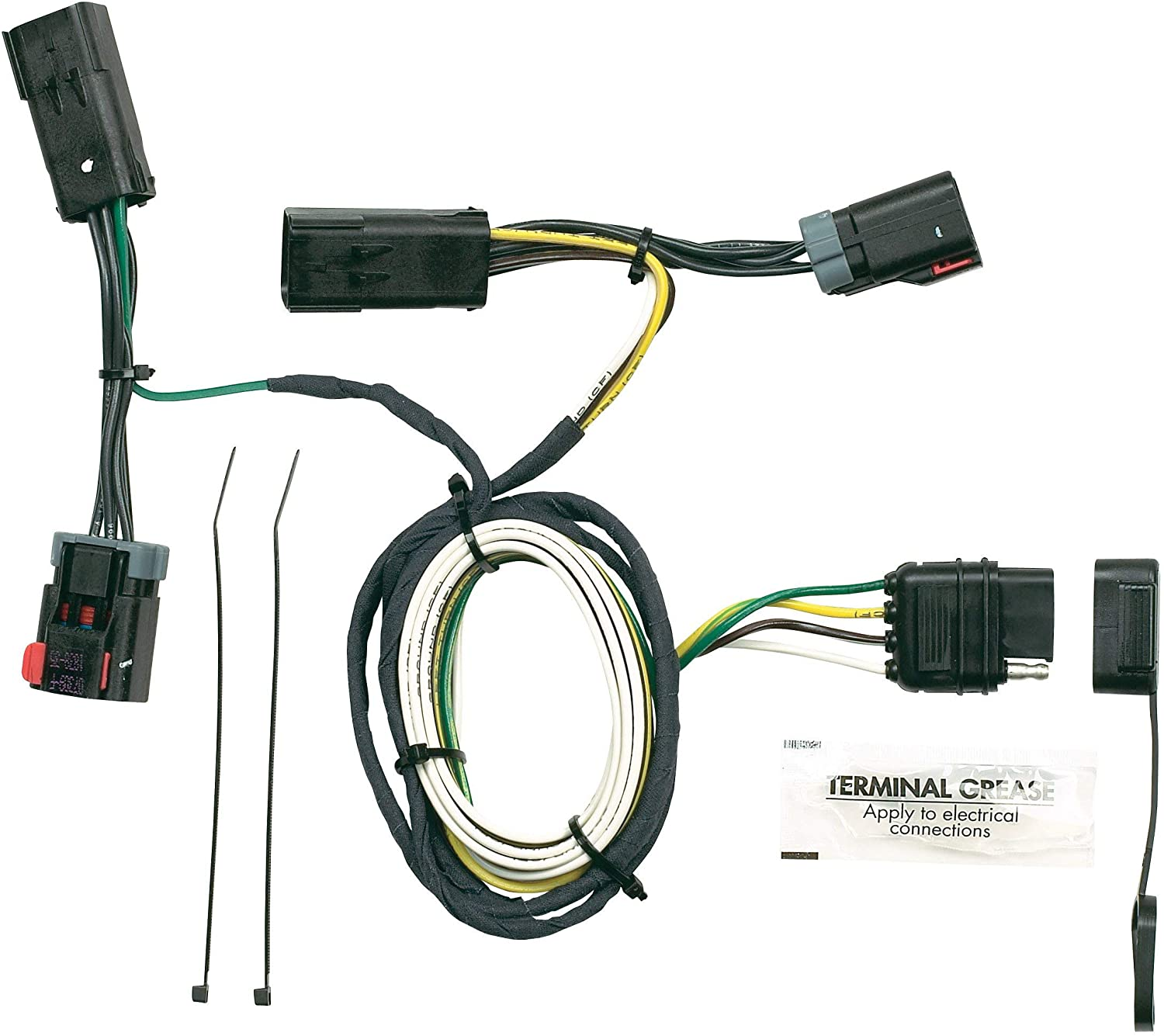 Hopkins 42235 Plug-In Simple Vehicle Wiring Kit