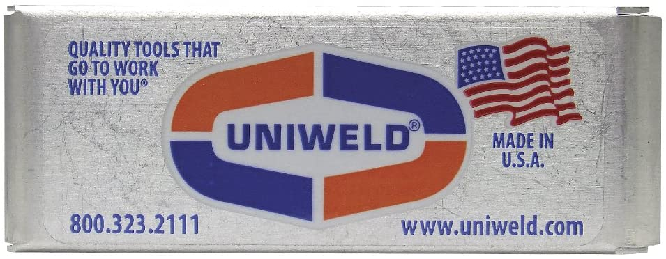 Uniweld TCSD Standard Sizes 75-49 Tip Cleaner