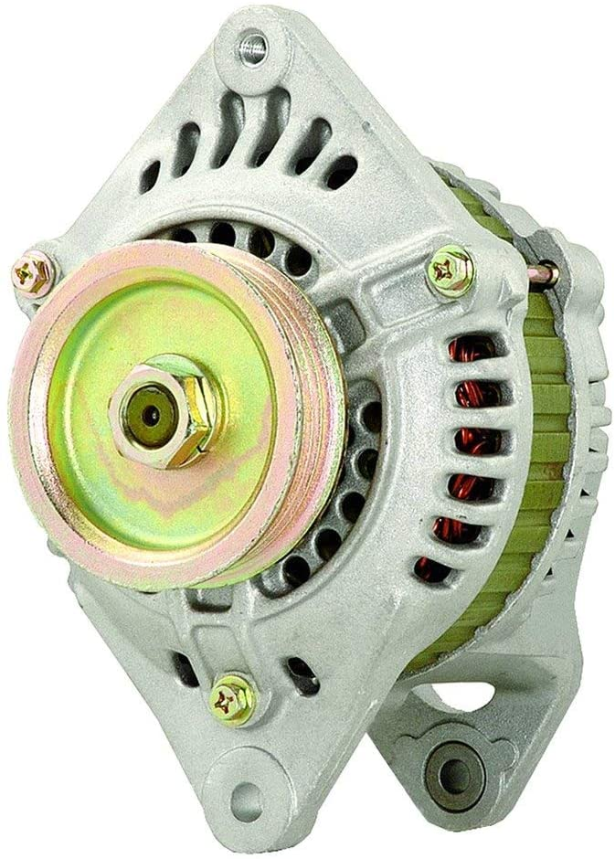 Delco Remy 14656 Premium Remanufactured Alternator