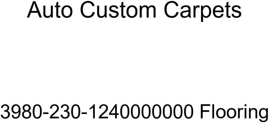 Auto Custom Carpets 3980-230-1240000000 Flooring