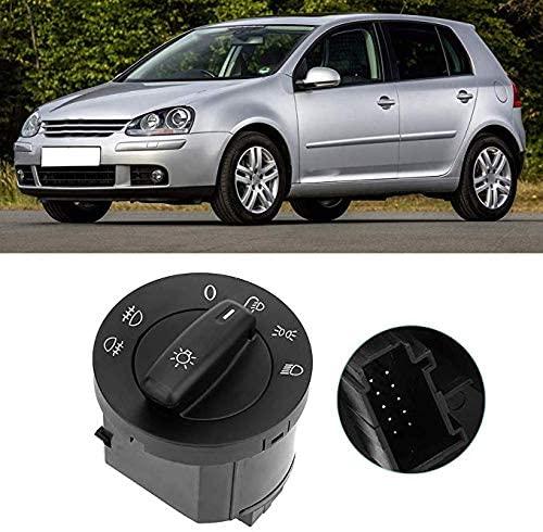 US-JSM Headlight Fog Lamp Control Switch 1K0941431N FOR VW·Touran·1T1, 1T2 (Bj. 2003-2010)