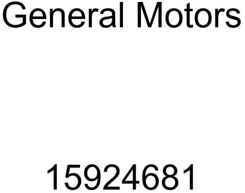 Genuine GM 15924681 Seat Latch, Rear