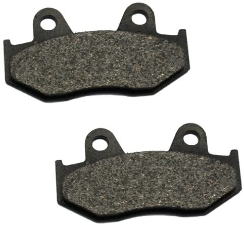 Volar Front Brake Pads for 2010-2011 Honda Elite 110 NHX110