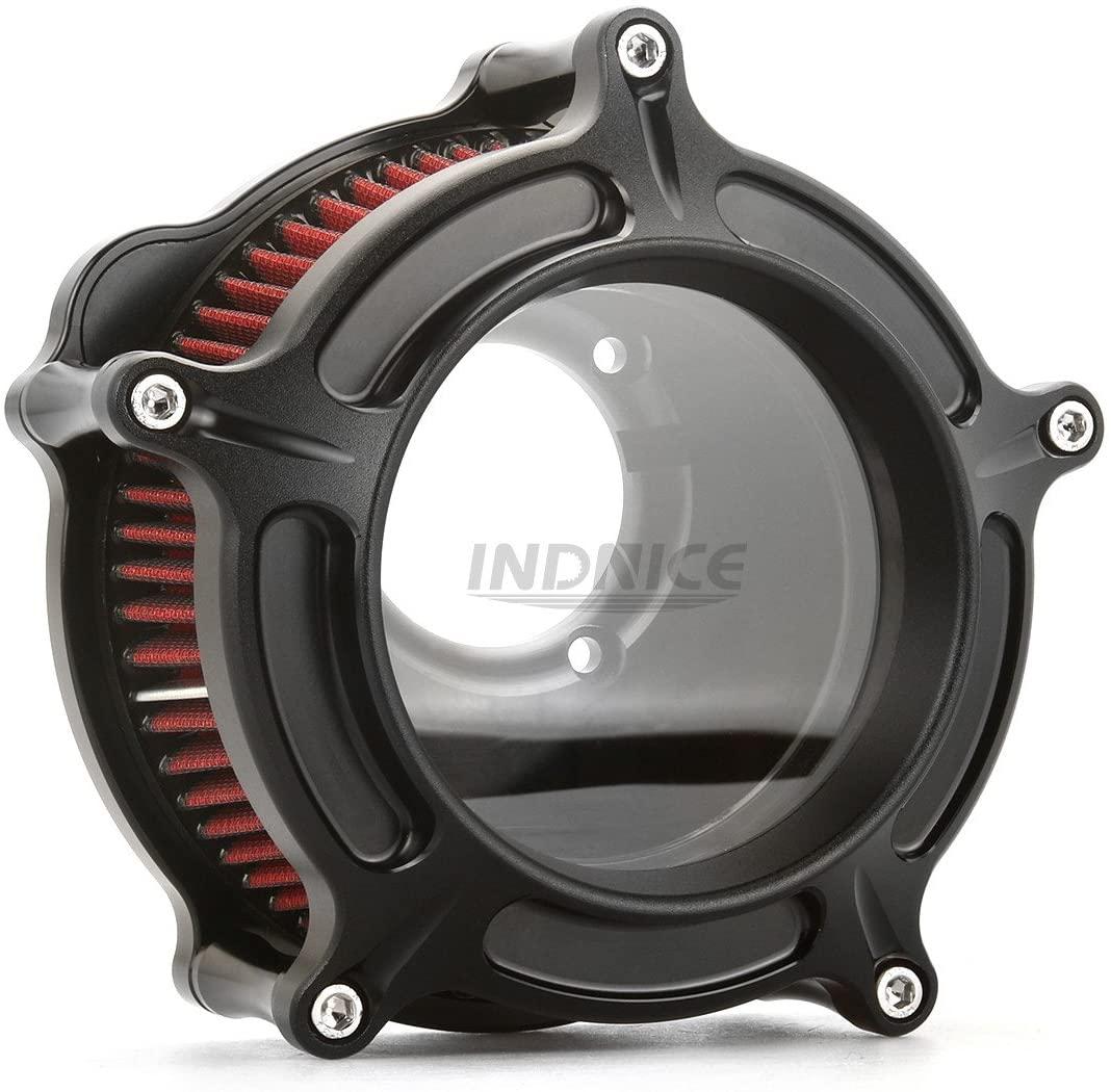 CNC Nostalgia Venturi Air Cleaner for harley sportster Nightster XL1200N air filters sportster 883 1991-2018