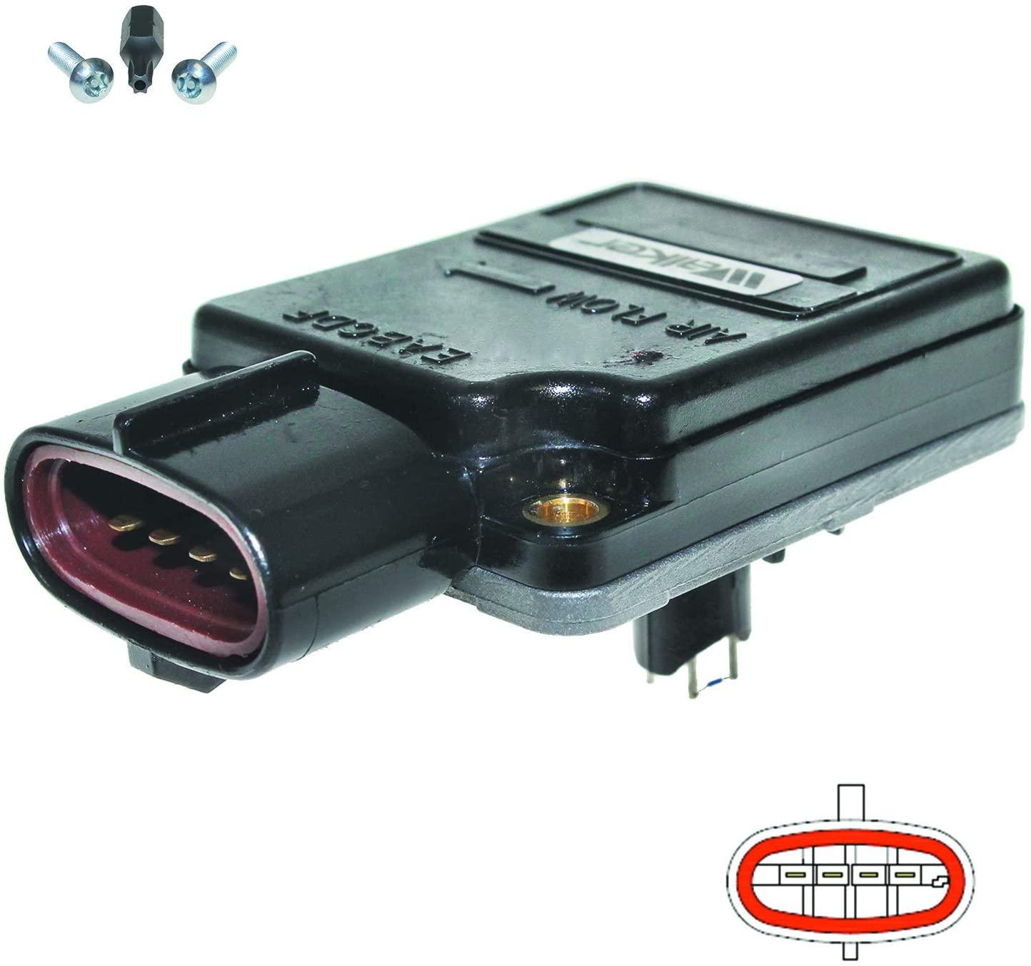 Walker Products 245-2027 Mass Air Flow Sensor