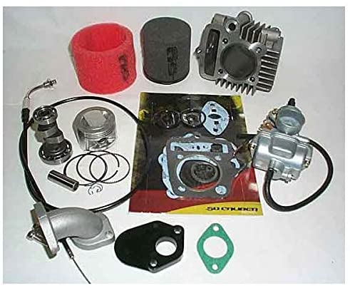50 Caliber Racing 88cc stage 2 big bore kit for honda xr70 and crf 70
